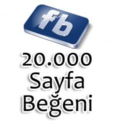Tahlil.com'un Facebook Sayfasını Beğenenler 20000'i geçti