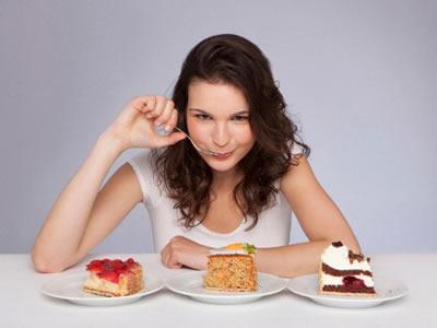 Vücut Mutsuz Olduğunda Yemek Yemez!
