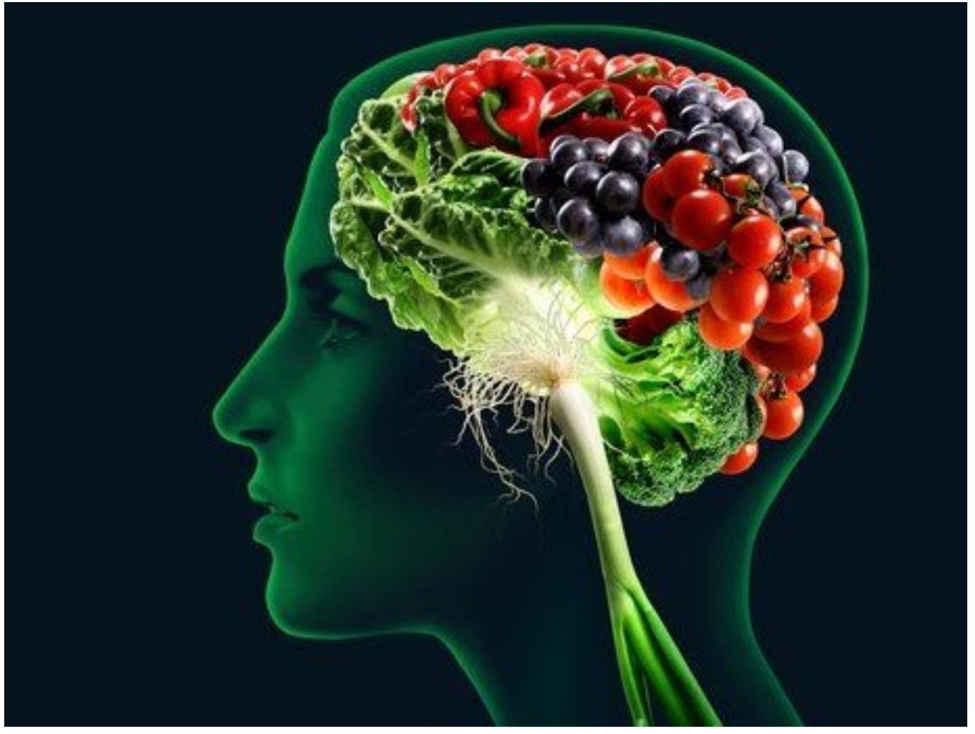 Beyin Üzerinde Etkili Besinler
