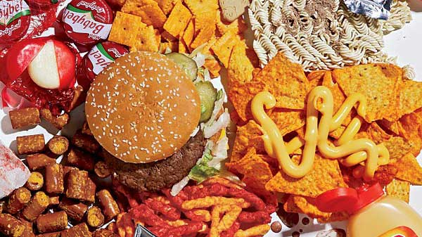 Fast-Food Neden Zararlı?