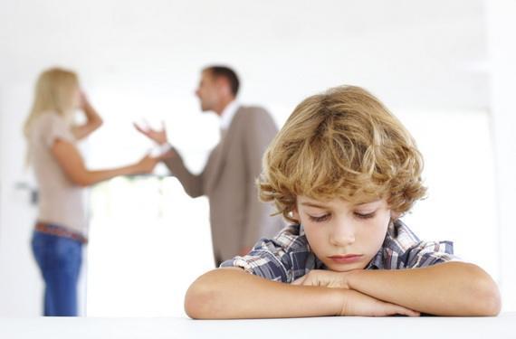 Çocuklar Boşanmalardan Nasıl Etkileniyor?