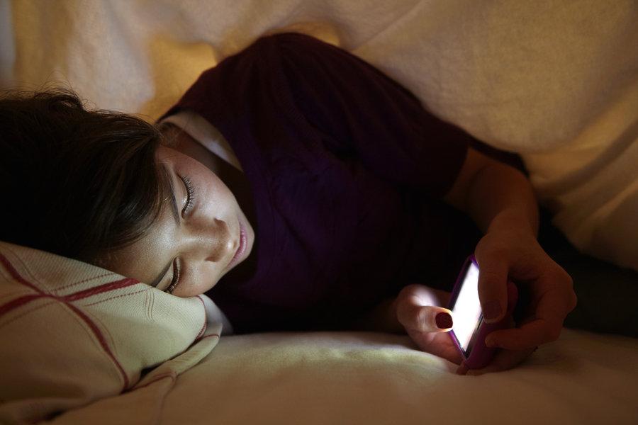 Telefon Neden Uyku Kaçırır?