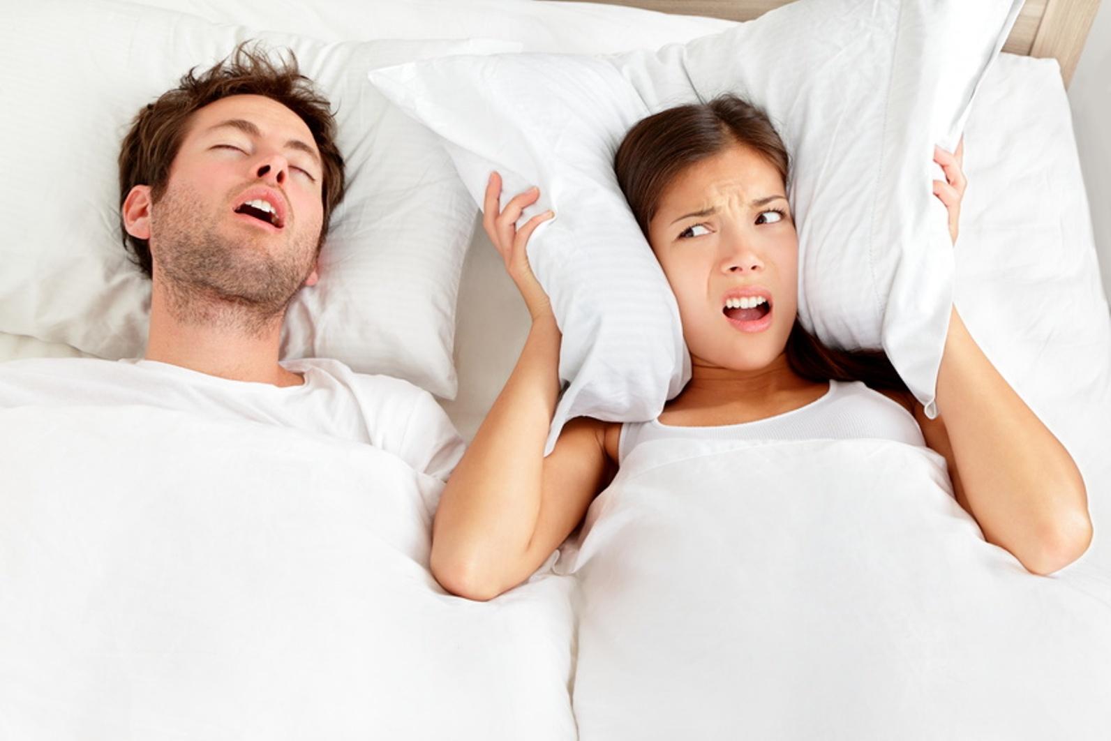 Uyku Apnesi Diyabete Sebep Oluyor