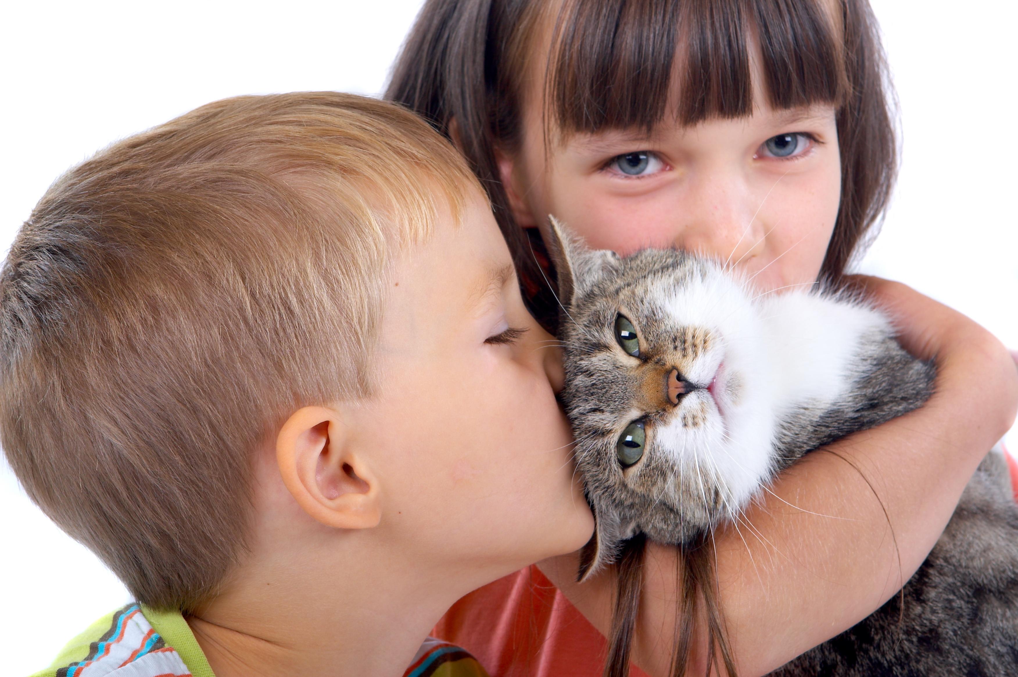 Evcil Hayvanın Çocuğunuza Faydaları