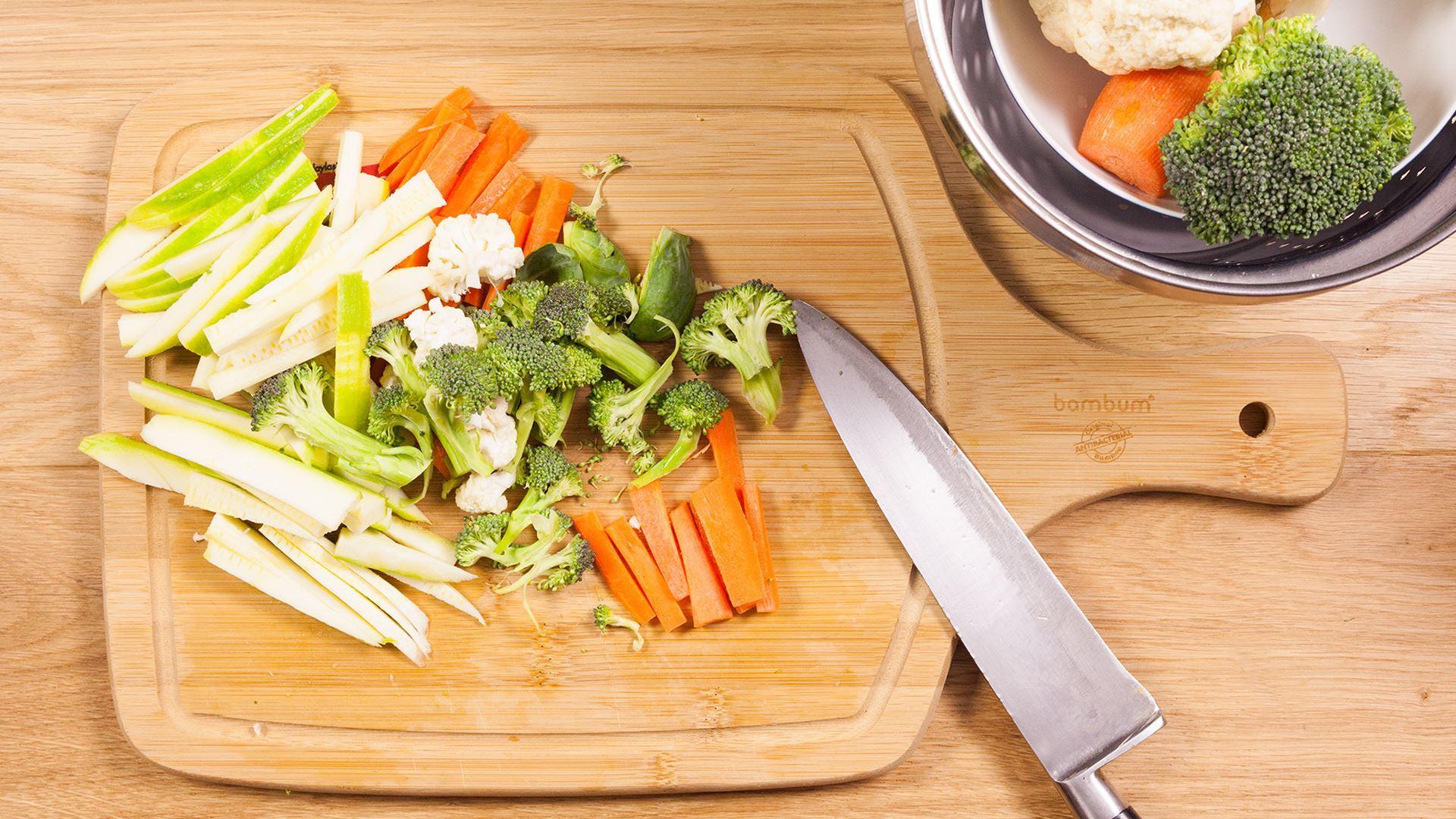 Sebzenin Vitaminini Kaybetmemek İçin Pişirme Önerileri