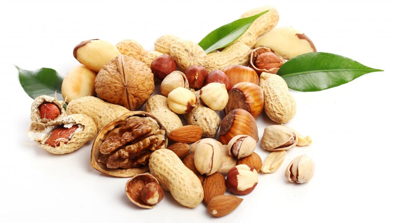 Kalp Sağlığınız İçin Kuru Yemiş Yiyin