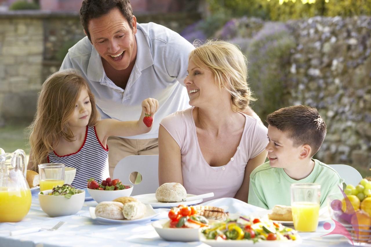 Sevgi Ailesinde Yemek Kültürü