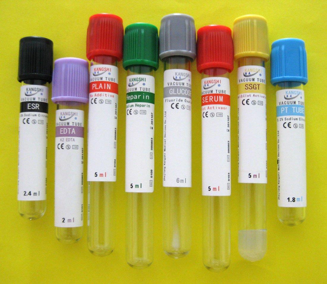 Hangi Laboratuvar Tahlilinde Hangi Tüp Kullanılır