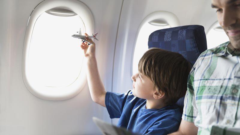 Uçakta Çocuğun Kulak Sağlığı Nasıl Korunur?