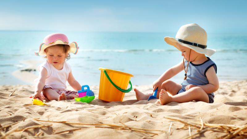 Çocuklarda Güneş Kremi Hakkında Bilinmesi Gerekenler