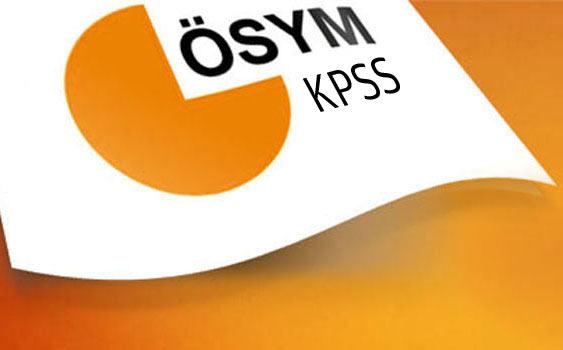 KPSSE'ye Girecek Tüm Adaylara Başarılar Dileriz.