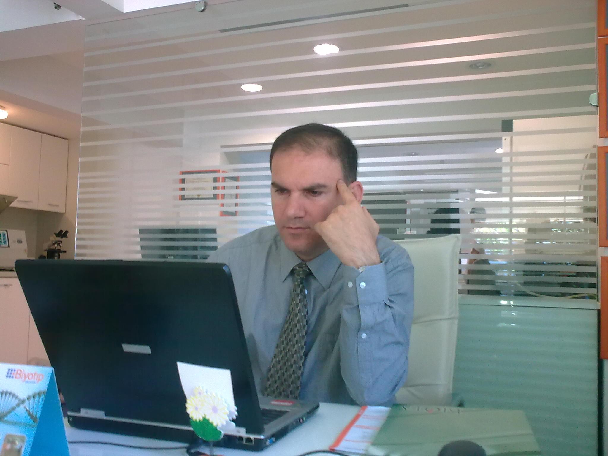 Dr.Kemal Aslan Tahlil.com'da Yazılarına Başladı