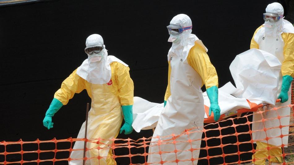 Ebola Hastalığı Yayılmaya Devam Ediyor!
