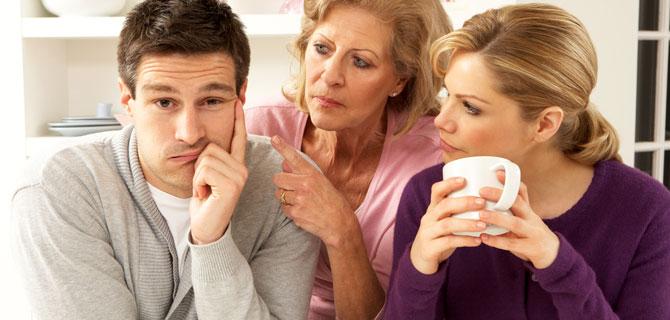 Jocasta Sendromu (Kıskanç Anne Sendromu) Nedir?