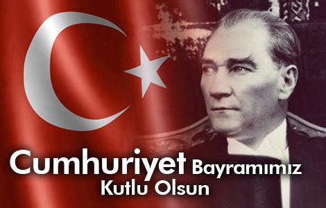 29 Ekim Cumhuriyet Bayramımız Kutlu Olsun!