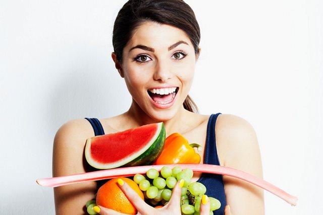 Ağız Yaralarının İyileşmesi İçin Meyve Tüketin.