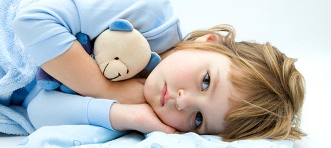 Çocuklarda Uyku Problemi Neden Olur?