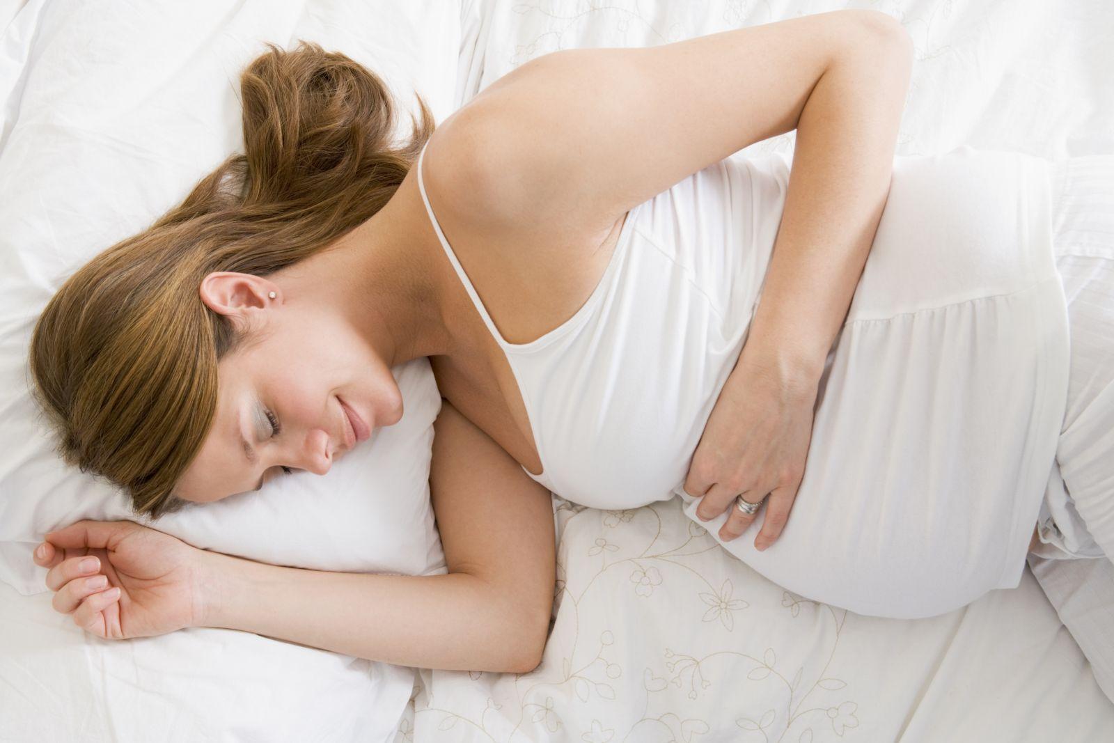 Hamilelikte Rahat Uyumak İçin Öneriler