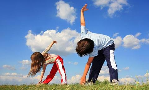 El-Ayak Koordinasyonunu Geliştirin..Genç Kalın!