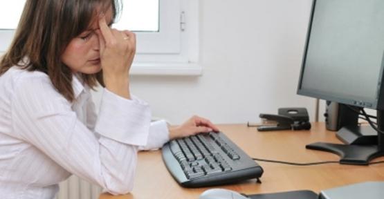 Bilgisayar kullanırken gözlerimizi nasıl koruyalım ?