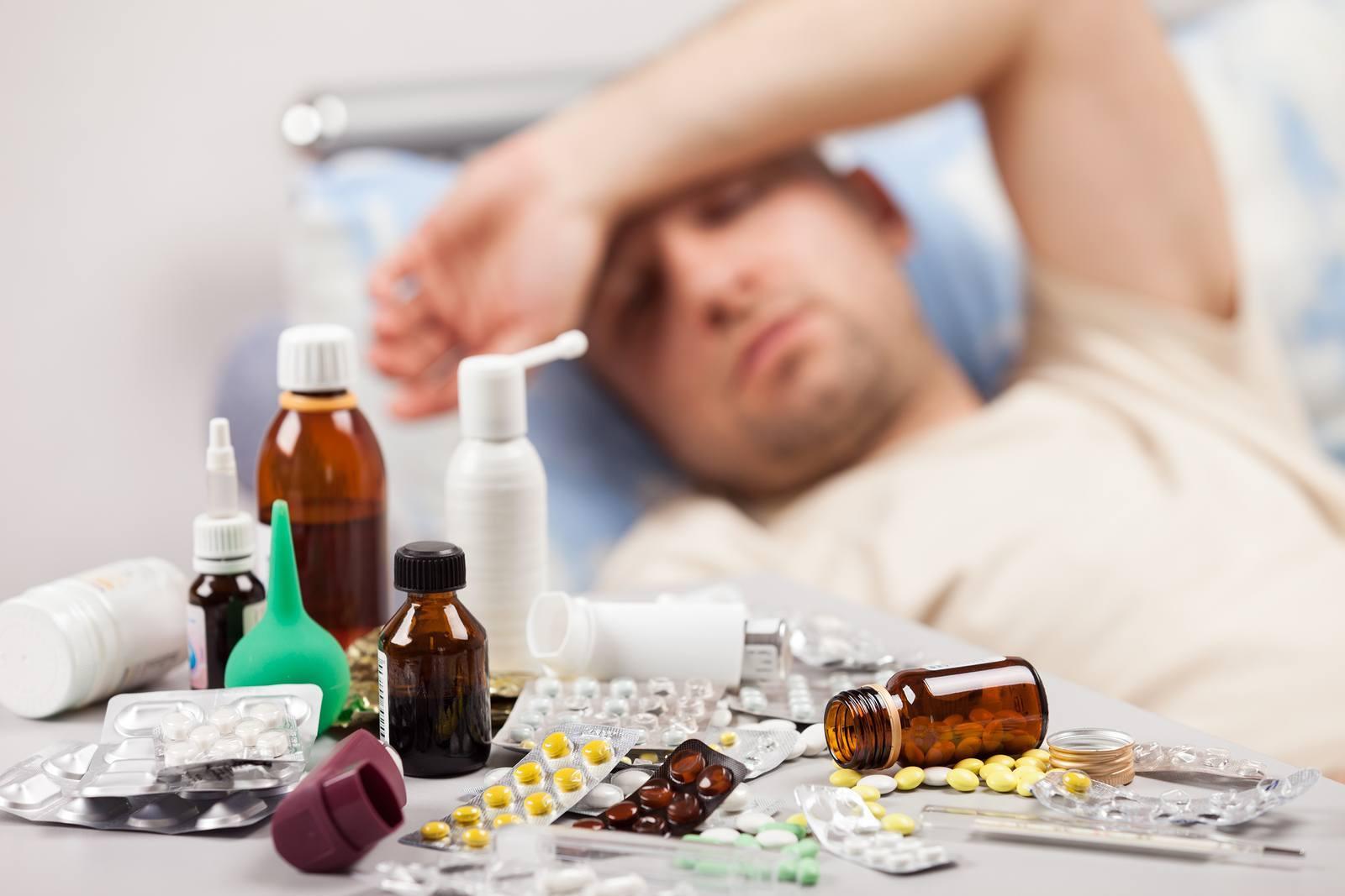 Grip - Nezle İlaçları Güvenli mi?