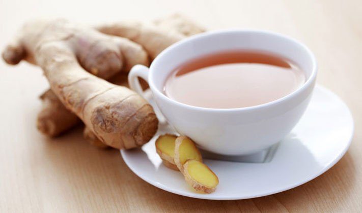Zencefil Çayı Gebelikte Mide Bulantısını Azaltır