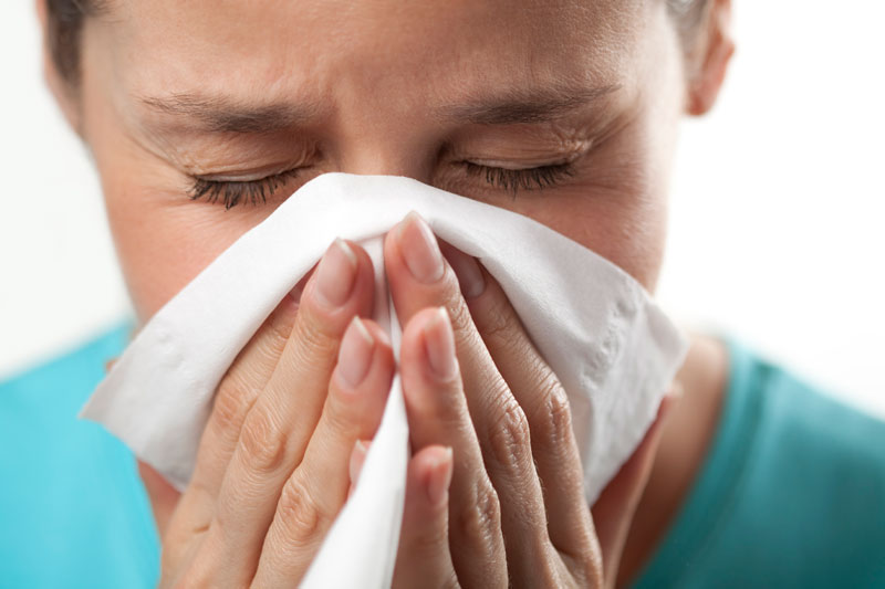 Alerjik Rinit Nedir? Alerjik Rinit Tanı ve Tedavisi