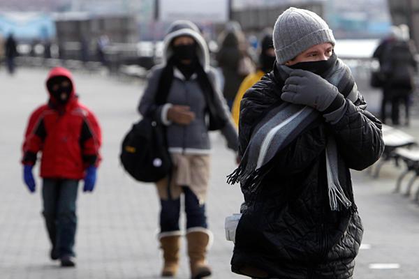 Soğuk Havaya Dikkat