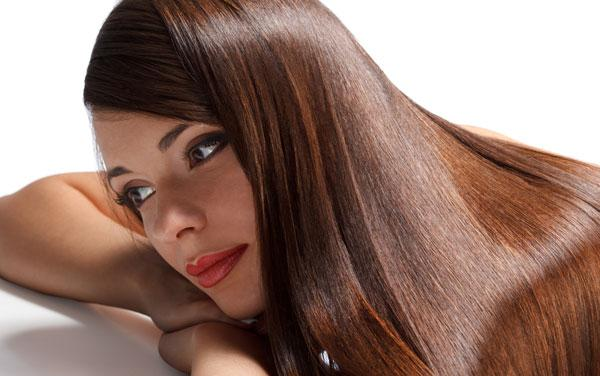 Parlak Saçlar İçin Zeytinyağı!