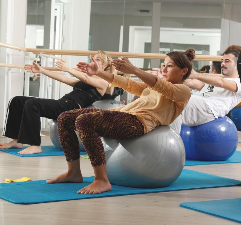 Artrit Ağrılarından Kurtulmak İçin Pilates Yapın