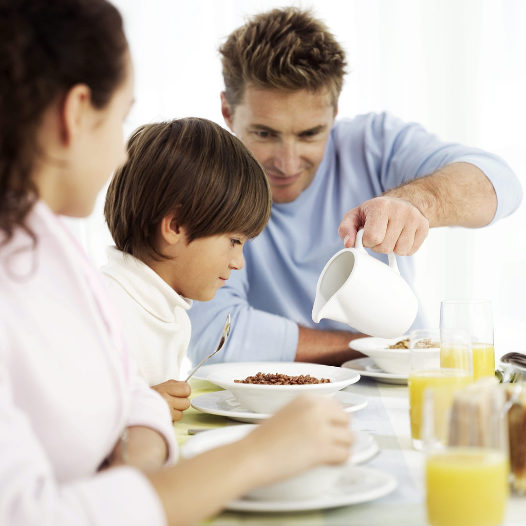 Beslenme Saatlerinizi Çocuğunuza Göre Ayarlayın