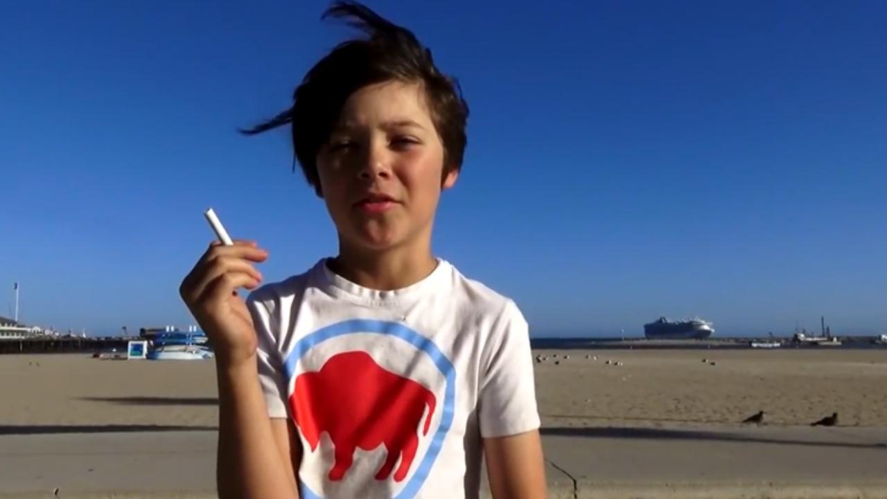 Çocuk Neden Sigaraya Başlar?