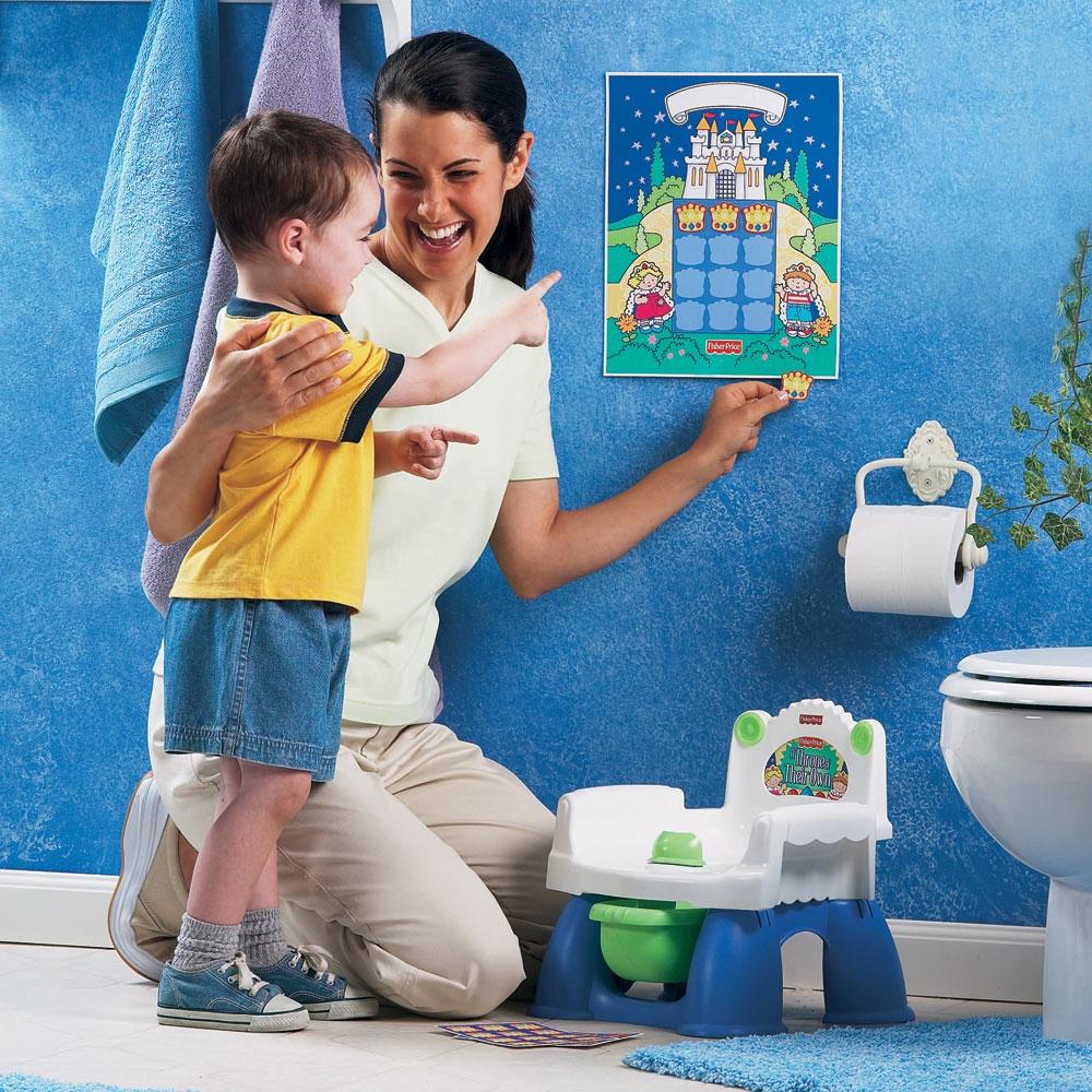 Çocuklarınıza Tuvaleti Pis Olarak Tanıtmayın