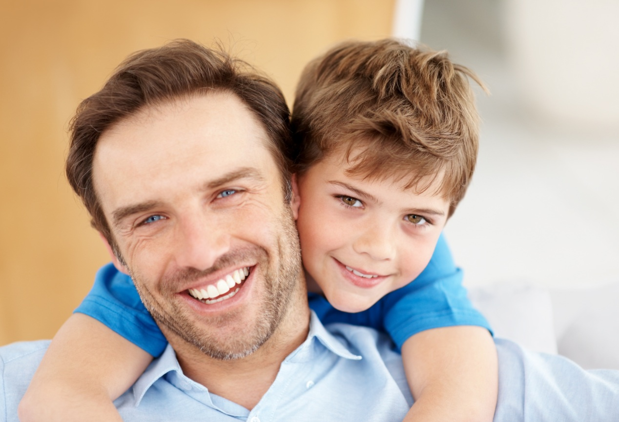 Erkek Çocuğa Baba Desteği Önemlidir