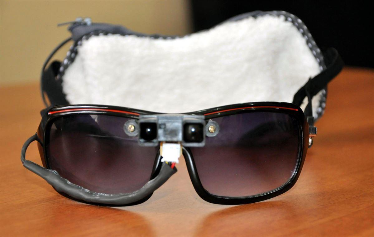 Kanseri Gören Gözlük Çıktı