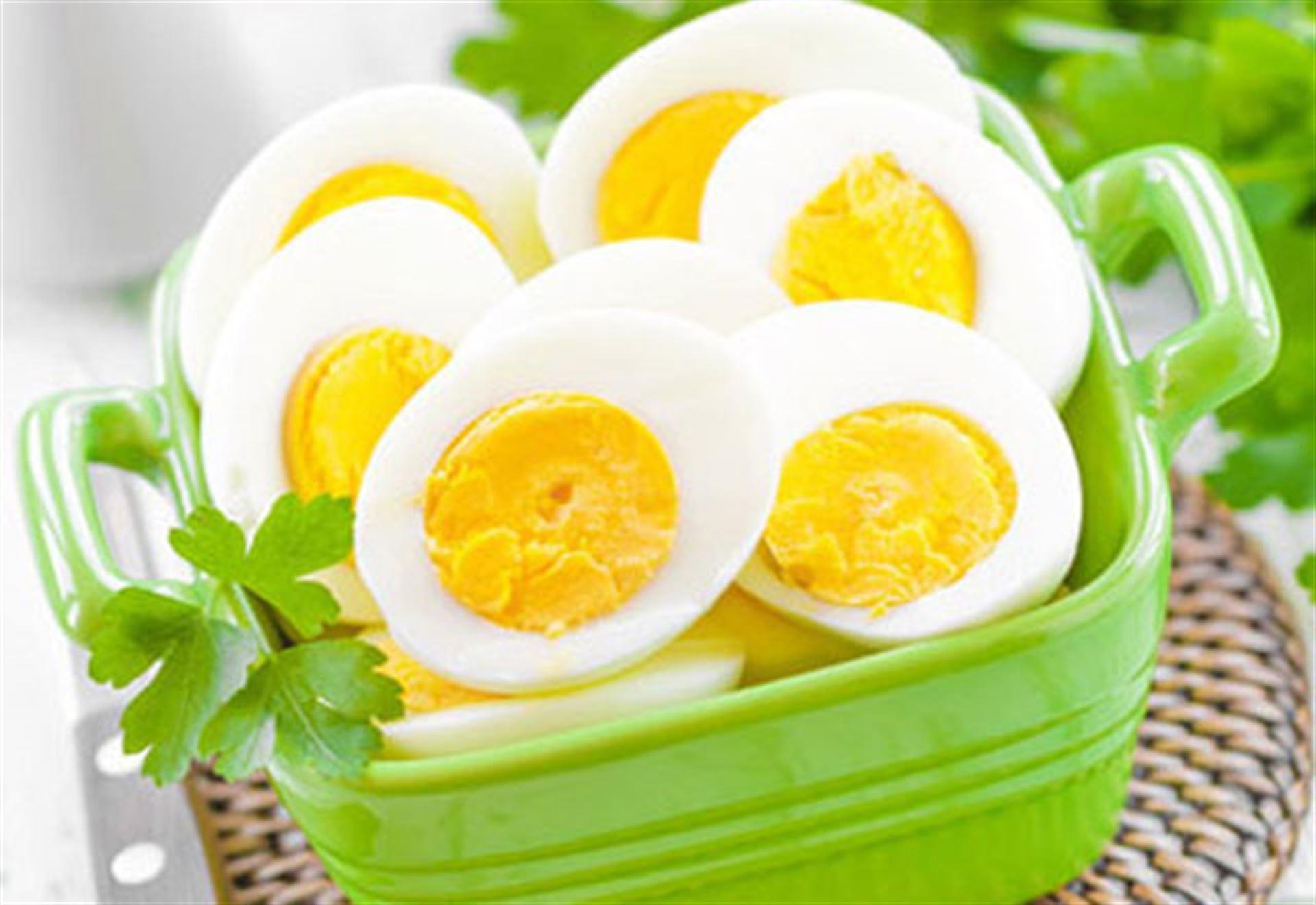 Yumurta Nasıl Doğru Pişirilir?