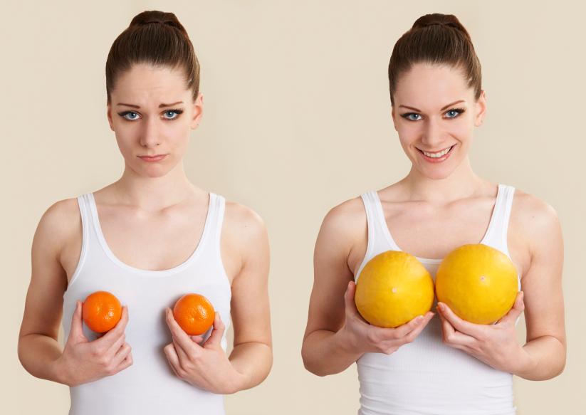 Kadınlarda Göğüslerin Küçük Olmasının Nedenleri Nelerdir?