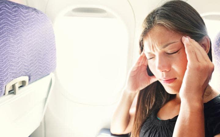 Uçak Yolculuklarında Aerotoksik Sendrom Nedir? Belirtileri Nelerdir?