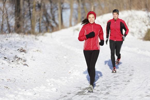 Soğuk Havada Spor Yaparken Dikkat Edin!