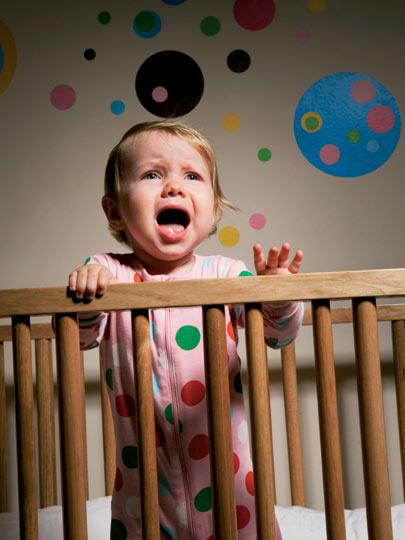 Bebeklerde Görülen Uyku Terörü ve Nedenleri