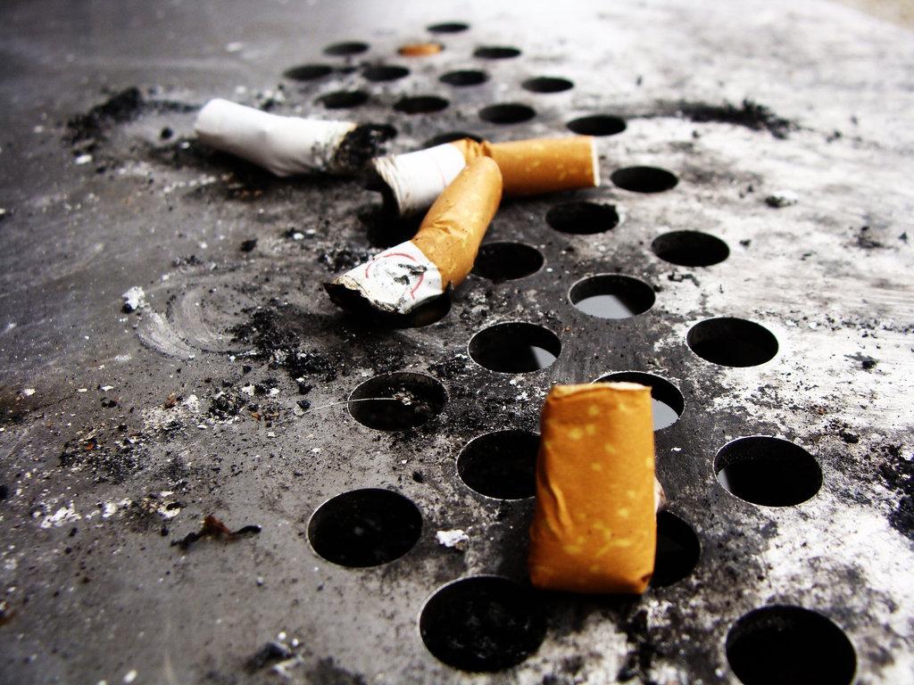 Sigara İle Mücadelede Tütünsüz Kurum Projesi