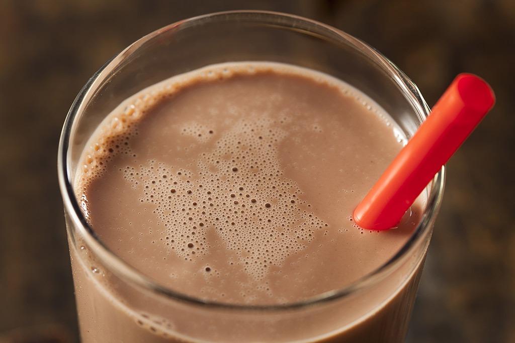 Çikolatalı Süt Antremandan Sonra İyi Bir İçecektir