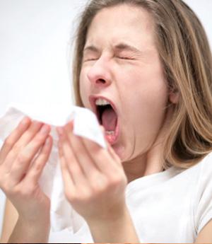 Bu Günlerde Alerjik Rhinit (Bahar Nezlesi) Vakaları Artıyor