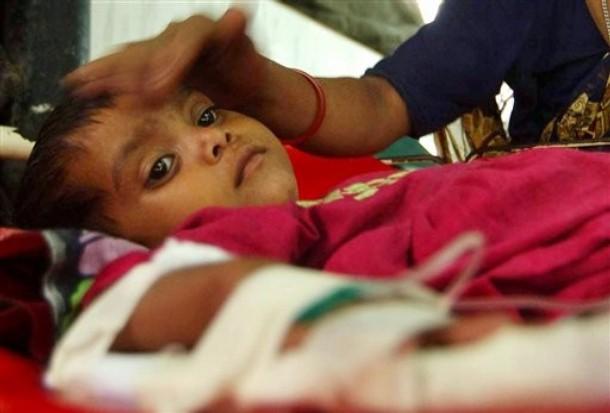 Çocuklarda Kışın Görülen İshallerin Viral Etkeni Rota Virus