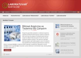 Laboratuvar.com:Laboratuvar ile ilgili bilgiler