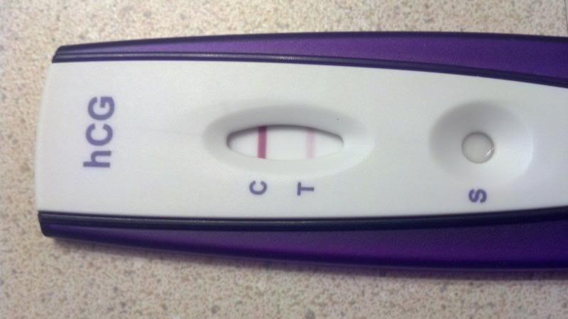 İdrarda Gebelik Testi