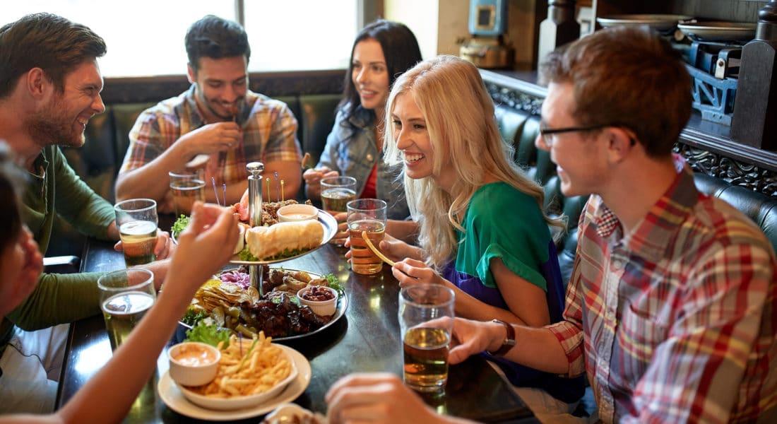 Restoranda Yemek Korona (Covid 19) Riskini Arttırır mı?