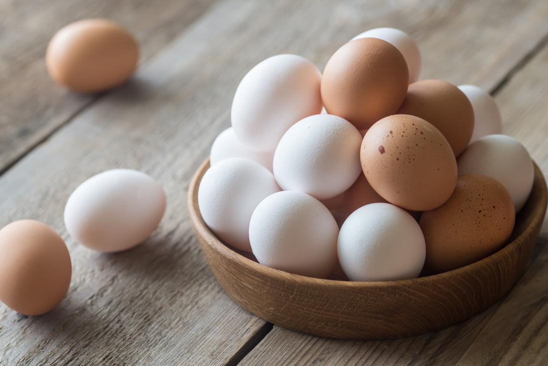 Yumurta Renkleri Neden Farklı